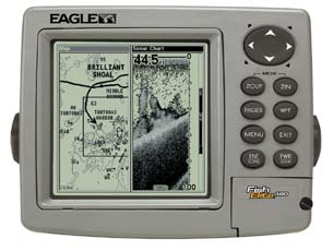 Eagle FishElite 480 GPS
