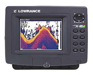 Lowrance LCX-18C